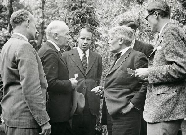 Medlemmer af Det Danske Råd