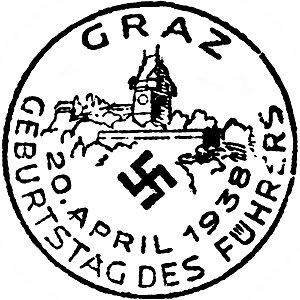 Hitlers fødselsdag 1938